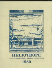 1980 Edition, Weston High School - Heliotrope Yearbook (Weston, CT)