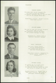 Page 14, 1942 Edition, Old Saybrook High School - Millstone Yearbook (Old Saybrook, CT) online yearbook collection