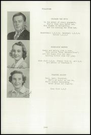 Page 16, 1942 Edition, Old Saybrook High School - Millstone Yearbook (Old Saybrook, CT) online yearbook collection