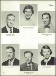 Page 10, 1957 Edition, Old Saybrook High School - Millstone Yearbook (Old Saybrook, CT) online yearbook collection
