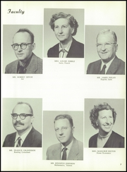 Page 11, 1957 Edition, Old Saybrook High School - Millstone Yearbook (Old Saybrook, CT) online yearbook collection
