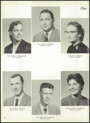 Page 12, 1957 Edition, Old Saybrook High School - Millstone Yearbook (Old Saybrook, CT) online yearbook collection