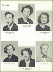 Page 13, 1957 Edition, Old Saybrook High School - Millstone Yearbook (Old Saybrook, CT) online yearbook collection