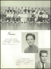 Page 16, 1957 Edition, Old Saybrook High School - Millstone Yearbook (Old Saybrook, CT) online yearbook collection