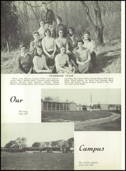 Page 6, 1957 Edition, Old Saybrook High School - Millstone Yearbook (Old Saybrook, CT) online yearbook collection