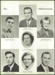 Page 8, 1957 Edition, Old Saybrook High School - Millstone Yearbook (Old Saybrook, CT) online yearbook collection