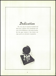Page 9, 1957 Edition, Old Saybrook High School - Millstone Yearbook (Old Saybrook, CT) online yearbook collection