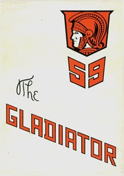 Page 1, 1959 Edition, Goodwin Technical High School - Gladiator Yearbook (New Britain, CT) online yearbook collection