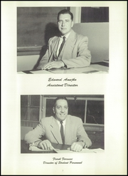 Page 11, 1959 Edition, Goodwin Technical High School - Gladiator Yearbook (New Britain, CT) online yearbook collection