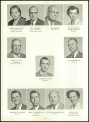 Page 14, 1959 Edition, Goodwin Technical High School - Gladiator Yearbook (New Britain, CT) online yearbook collection