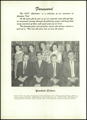 Page 6, 1959 Edition, Goodwin Technical High School - Gladiator Yearbook (New Britain, CT) online yearbook collection
