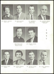 Page 11, 1957 Edition, Putnam High School - Clipper Yearbook (Putnam, CT) online yearbook collection