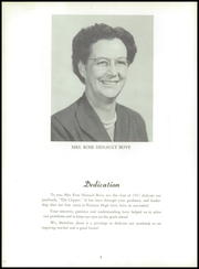 Page 6, 1957 Edition, Putnam High School - Clipper Yearbook (Putnam, CT) online yearbook collection