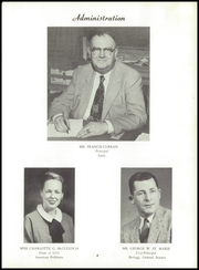 Page 9, 1957 Edition, Putnam High School - Clipper Yearbook (Putnam, CT) online yearbook collection