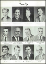 Page 10, 1959 Edition, Putnam High School - Clipper Yearbook (Putnam, CT) online yearbook collection