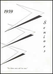 Page 11, 1959 Edition, Putnam High School - Clipper Yearbook (Putnam, CT) online yearbook collection