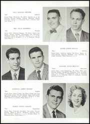 Page 15, 1959 Edition, Putnam High School - Clipper Yearbook (Putnam, CT) online yearbook collection