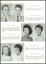 Page 16, 1959 Edition, Putnam High School - Clipper Yearbook (Putnam, CT) online yearbook collection