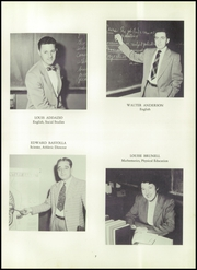 Page 11, 1952 Edition, Stafford Springs High School - Torch Yearbook (Stafford Springs, CT) online yearbook collection