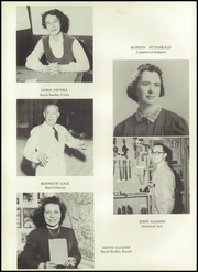 Page 12, 1952 Edition, Stafford Springs High School - Torch Yearbook (Stafford Springs, CT) online yearbook collection