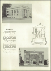 Page 6, 1952 Edition, Stafford Springs High School - Torch Yearbook (Stafford Springs, CT) online yearbook collection