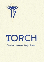 1957 Edition, Stafford Springs High School - Torch Yearbook (Stafford Springs, CT)
