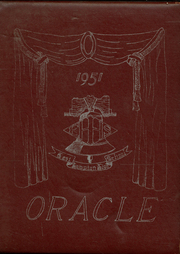 1951 Edition, East Hampton High School - Oracle Yearbook (East Hampton, CT)