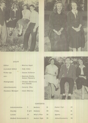 East Hampton High School - Oracle Yearbook (East Hampton, CT) online yearbook collection, 1951 Edition, Page 10