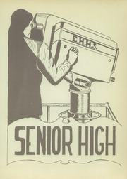East Hampton High School - Oracle Yearbook (East Hampton, CT) online yearbook collection, 1951 Edition, Page 37