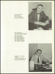 Page 11, 1956 Edition, East Hampton High School - Oracle Yearbook (East Hampton, CT) online yearbook collection