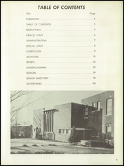 Page 7, 1956 Edition, East Hampton High School - Oracle Yearbook (East Hampton, CT) online yearbook collection
