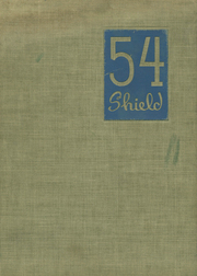 Page 1, 1954 Edition, Notre Dame High School - Shield Yearbook (West Haven, CT) online yearbook collection