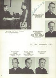Page 14, 1954 Edition, Notre Dame High School - Shield Yearbook (West Haven, CT) online yearbook collection