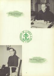 Page 17, 1956 Edition, Notre Dame High School - Shield Yearbook (West Haven, CT) online yearbook collection