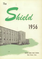 Page 7, 1956 Edition, Notre Dame High School - Shield Yearbook (West Haven, CT) online yearbook collection