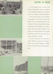 Page 8, 1956 Edition, Notre Dame High School - Shield Yearbook (West Haven, CT) online yearbook collection