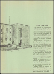 Page 3, 1959 Edition, Notre Dame High School - Shield Yearbook (West Haven, CT) online yearbook collection