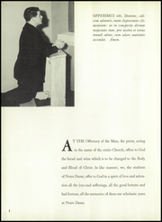 Page 6, 1959 Edition, Notre Dame High School - Shield Yearbook (West Haven, CT) online yearbook collection