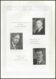 Page 15, 1929 Edition, Choate Rosemary Hall High School - Brief Yearbook (Wallingford, CT) online yearbook collection