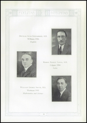 Page 17, 1929 Edition, Choate Rosemary Hall High School - Brief Yearbook (Wallingford, CT) online yearbook collection