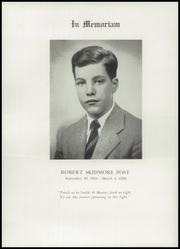 Page 12, 1950 Edition, Choate Rosemary Hall High School - Brief Yearbook (Wallingford, CT) online yearbook collection