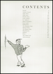 Page 14, 1950 Edition, Choate Rosemary Hall High School - Brief Yearbook (Wallingford, CT) online yearbook collection