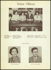 Page 12, 1950 Edition, Canton High School - Echo Yearbook (Canton, CT) online yearbook collection