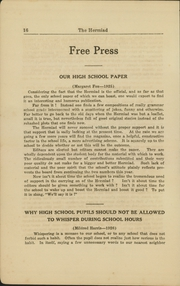 Page 22, 1924 Edition, Plainfield High School - Hermiad Yearbook (Central Village, CT) online yearbook collection