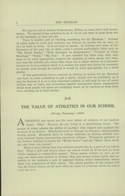 Page 14, 1928 Edition, Plainfield High School - Hermiad Yearbook (Central Village, CT) online yearbook collection
