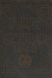 1943 Edition, Plainfield High School - Hermiad Yearbook (Central Village, CT)
