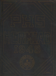 1945 Edition, Plainfield High School - Hermiad Yearbook (Central Village, CT)