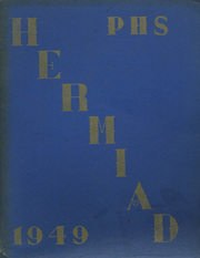 1949 Edition, Plainfield High School - Hermiad Yearbook (Central Village, CT)