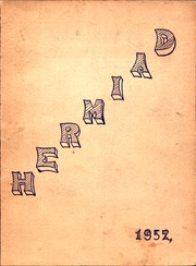1952 Edition, Plainfield High School - Hermiad Yearbook (Central Village, CT)