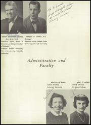 Page 10, 1950 Edition, Litchfield High School - Yearbook (Litchfield, CT) online yearbook collection
